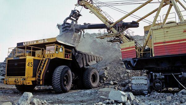 Отгрузка угля