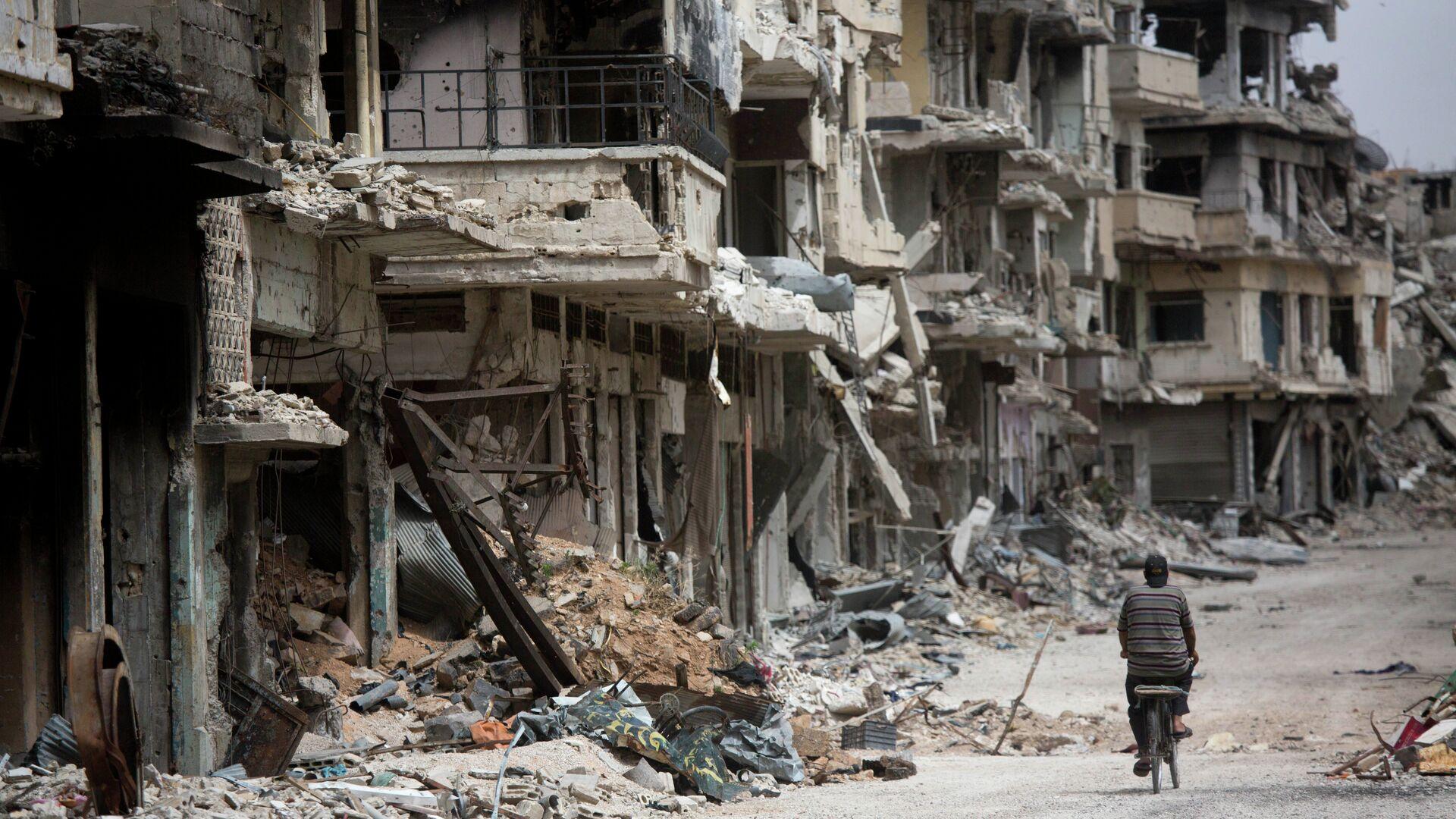 Ситуация в Сирии. Архивное фото - РИА Новости, 1920, 24.07.2020