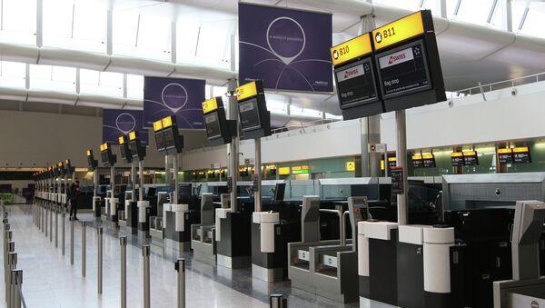 Второй терминал лондонского аэропорта Хитроу. Архивное фото