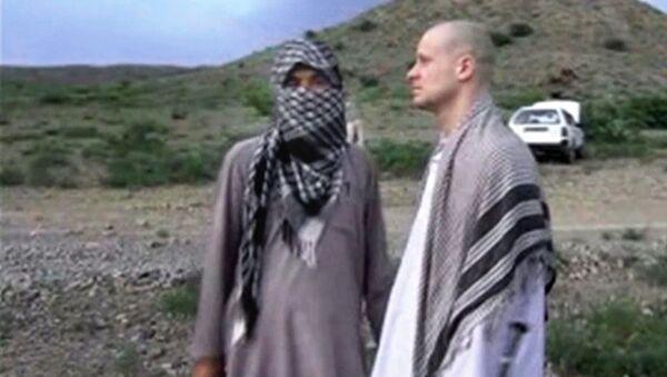 Обмен американского военнопленного Боуи Бергдала на талибов. Архивное фото