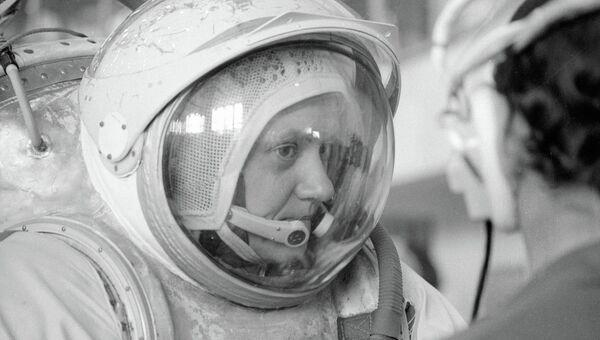 Летчик-космонавт Светлана Савицкая, архивное фото