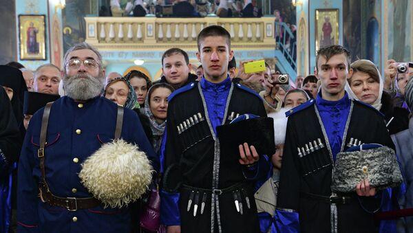 Рабочая поездка патриарха Московского и всея Руси Кирилла в Волгоград