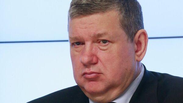 Вице-спикер Совфеда Евгений Бушмин. Архивное фото
