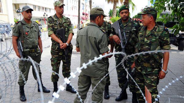 Вооруженные силы Туниса