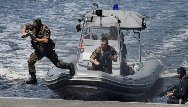 День ВМФ России во Владивостоке