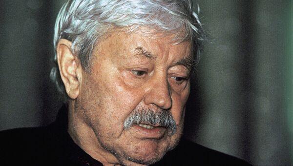 Донатас Банионис. Архивное фото