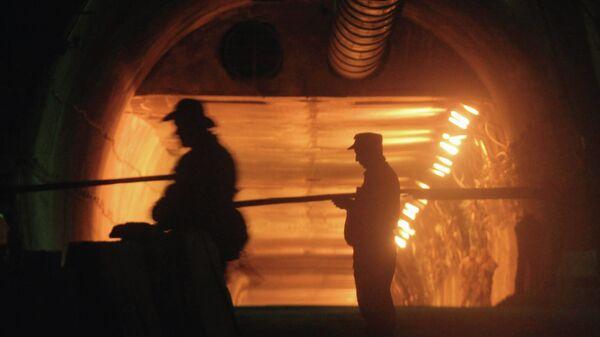 Рокский тоннель. Архивное фото