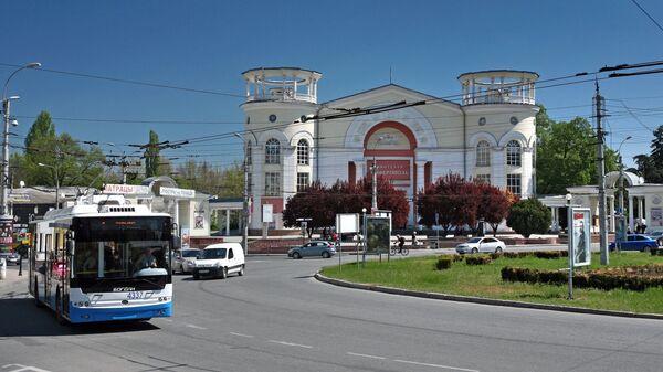 Симферополь. Архивное фото
