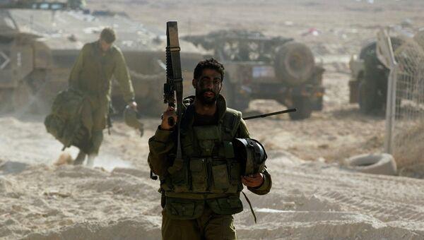 Военная операция Израиля в Секторе Газа, 27 июля 2014 года. Архивное фото