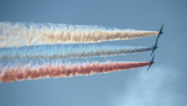 Международный конкурс воздушной выучки летных экипажей Авиадартс-2014