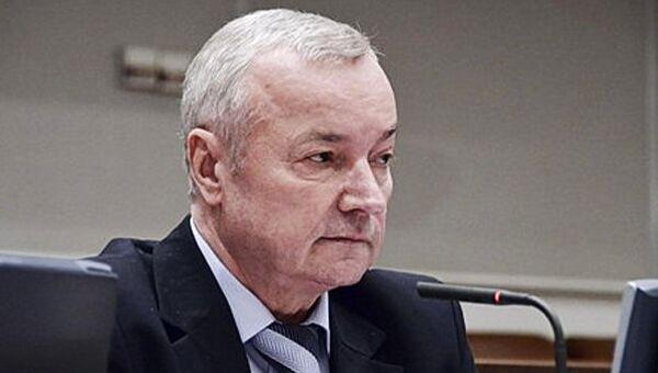 Сенатор от Магаданской области Владимир Кулаков