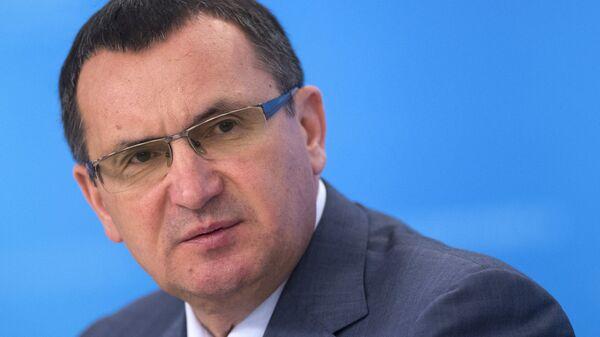 Министр сельского хозяйства РФ Николай Федоров. Архивное фото