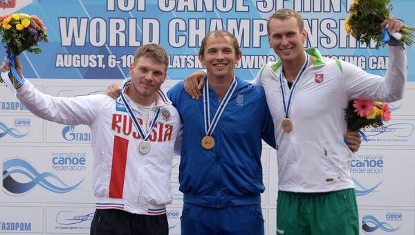 Чемпионат мира по гребле на байдарках и каноэ. Пятый день