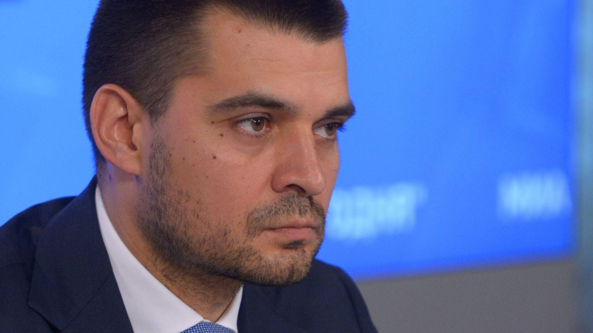 Член Совета Федерации Сергей Мамедов - РИА Новости, 1920, 23.06.2021