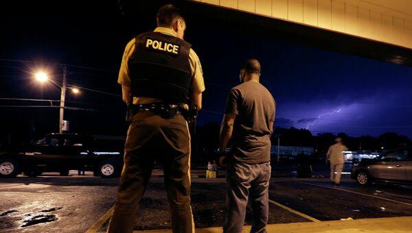 Полиция в Фергюсоне, США. Архивное фото