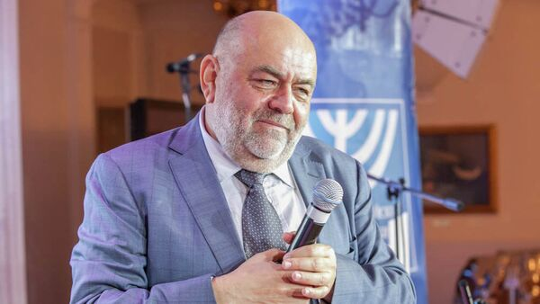Президент Российского еврейского конгресса Юрий Каннер