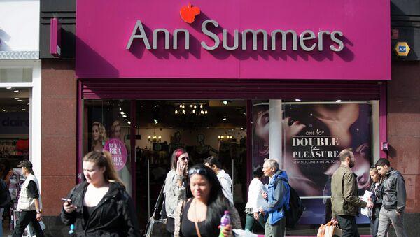 Магазин Ann Summers в Лондоне. Компания извинилась за то, что назвала коллекцию белья созвучно с ИГИЛ