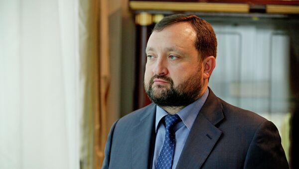 Сергей Арбузов, архивное фото