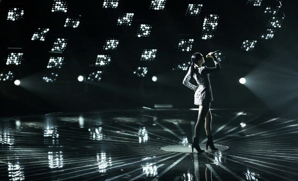 Джесси Джей выступает на церемонии MTV Video Music Awards