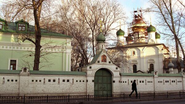 Сретенский мужской монастырь