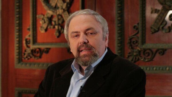 Историк Феликс Разумовский. Архивное фото