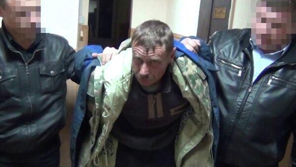 Задержан подозреваемый в убийстве семьи из четырех человек в станице Староминской Е.Марушко