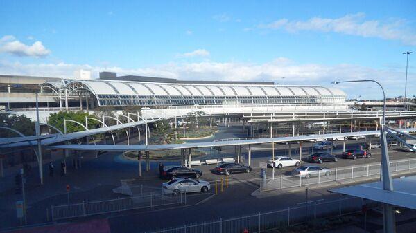 Аэропорт Сиднея. Архивное фото