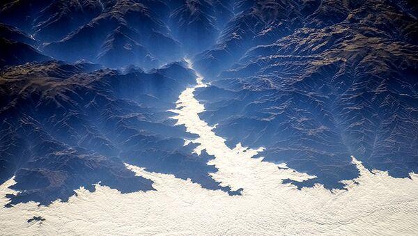 Вид из МКС. Архивное фото