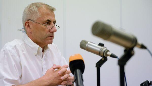 Глава представительства Евросоюза в России В. Ушацкас выступил в эфире радиостанции Эхо Москвы