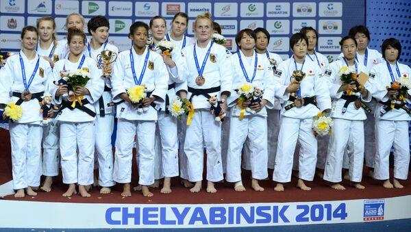 Чемпионат мира-2014 по дзюдо в Челябинске