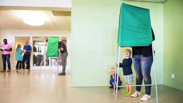 Выборы в парламент Швеции, Стокгольм
