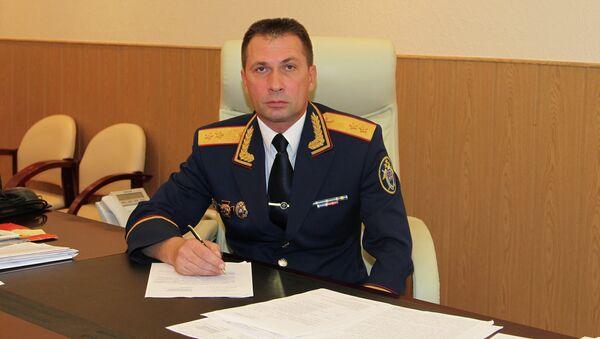 Руководитель ГСУ СК по Московской области Андрей Марков