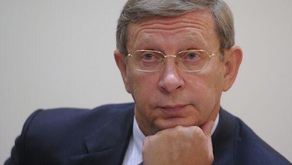 Председатель совета директоров АФК Система Владимир Евтушенков, архивное фото