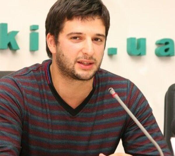 Игорь Дмитриев. Лидер Комитета освобождения Одессы. Архивное фото