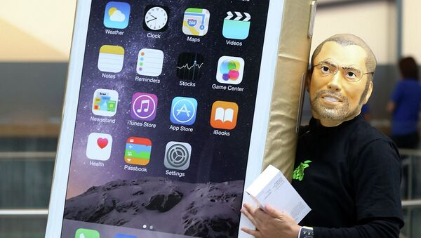 Старт продаж Apple iPhone 6