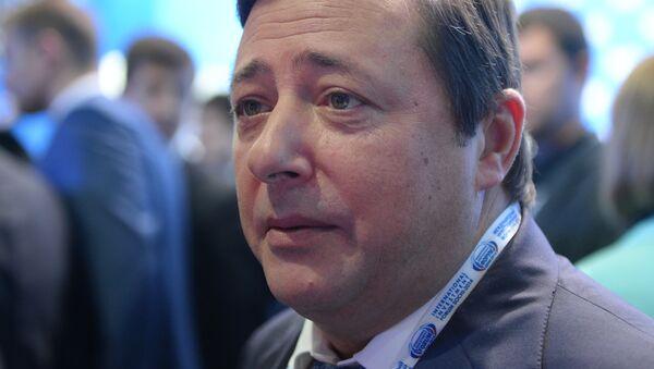 Заместитель председателя правительства Александр Хлопонин. Архивное фото