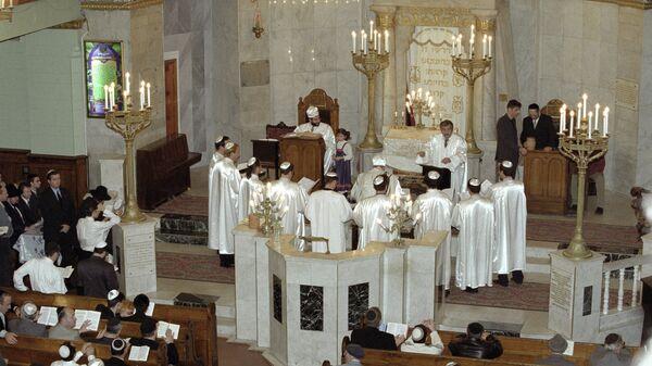 Еврейский Новый год. Архивное фото