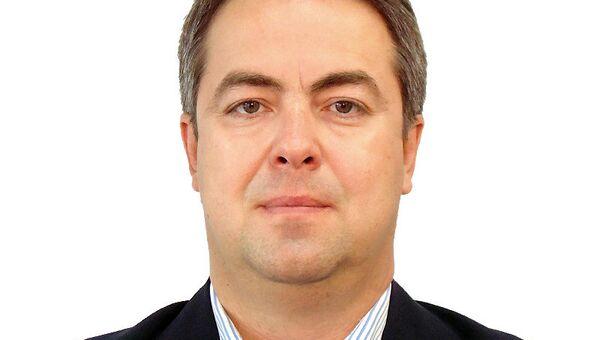 Генеральный директор Red Wings Евгений Ключарев