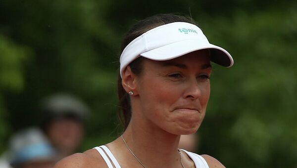 Швейцарская теннисистка Мартина Хингис. Архивное фото
