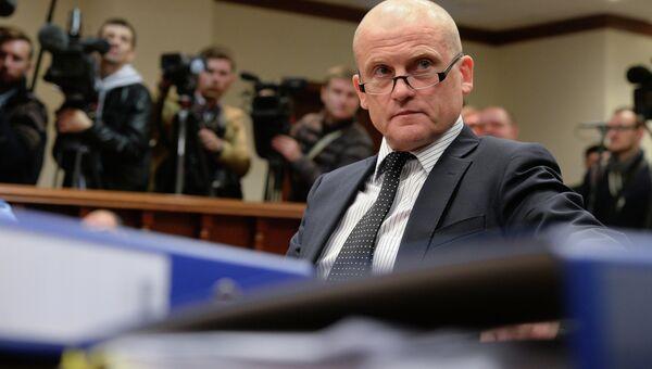 Адвокат Владимира Евтушенкова Владимир Козин. Архивное фото