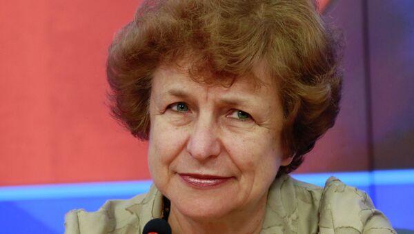 Татьяна Жданок. Архивное фото