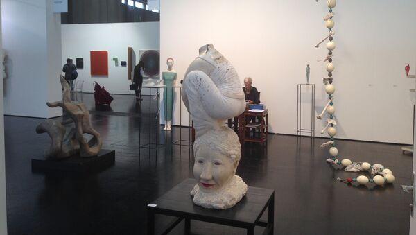 Венская международная художественная ярмарка VIENNAFAIR The New Contemporary