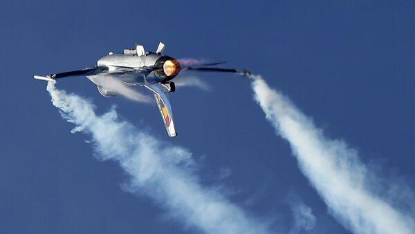 Бельгийский истребитель F-16. Архивное фото