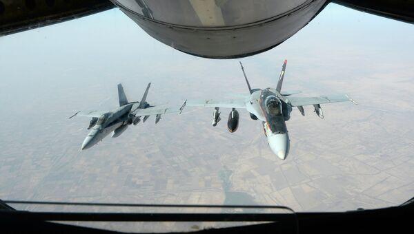 Самолет ВВС США. Архивное фото