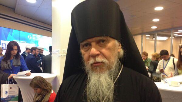 Епископ Орехово-Зуевский Пантелеимон. Архивное фото