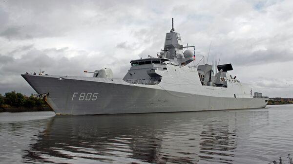 Корабль ВМС Нидерландов Evertsen