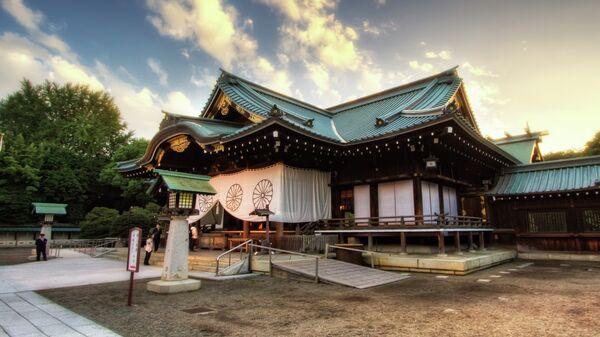 Храм Ясукуни в Токио. Архивное фото