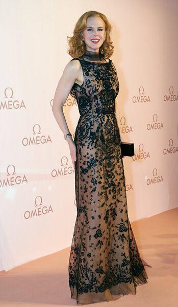 Австралийская и американская актриса Николь Кидман. Вена, 2013 год