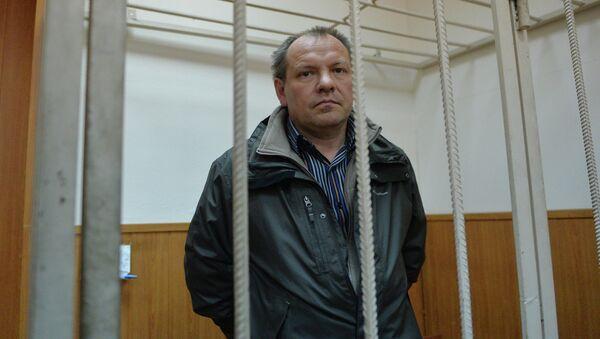 Ведущий инженер аэродромной службы аэропорта Внуково Владимир Леденев в суде