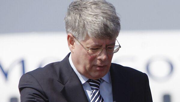 Алексей Бородавкин. Архивное фото